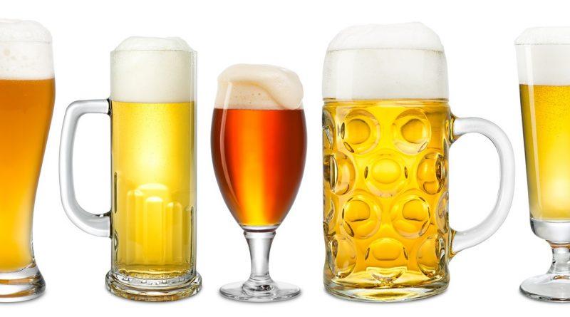 Qual è il bicchiere giusto per ogni birra?