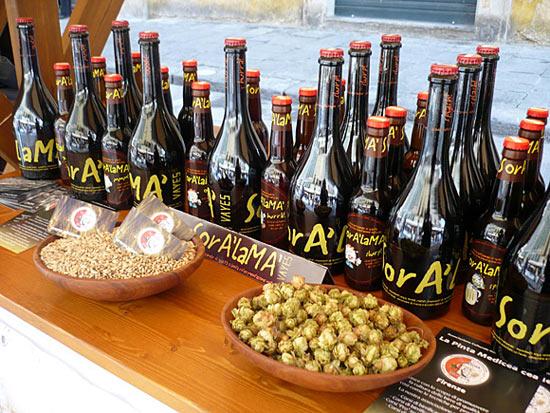 Le birre artigianali del Birrificio SoraLama (Vaie, TO)