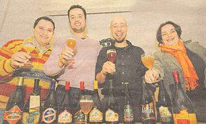 Riccardo, Fabio, Federico e Francesca