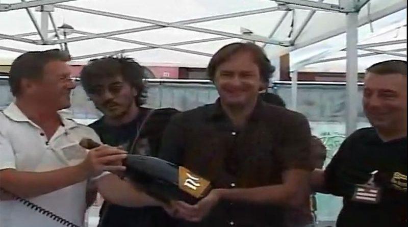 Il clone della Flying Dog Gonzo vince Piozzo 2010