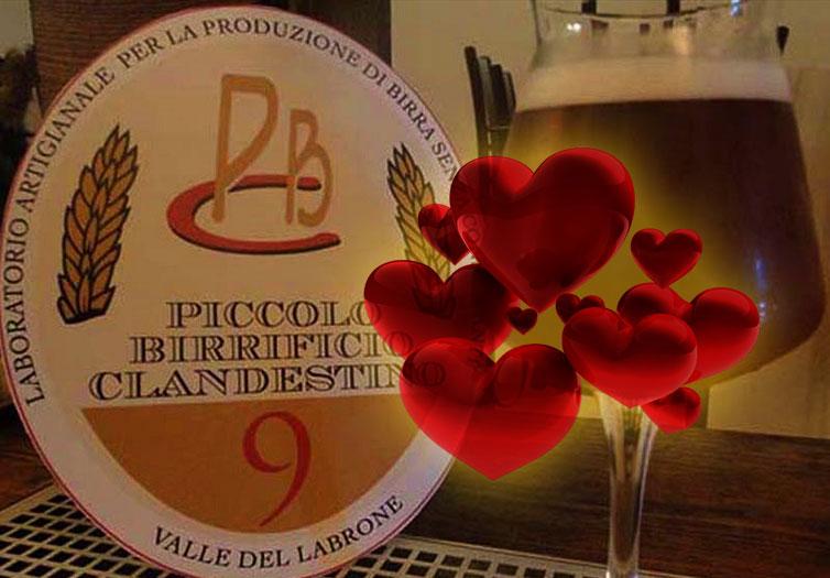 San Valentico con il PBC
