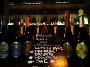 scuola di birra con birra manerba
