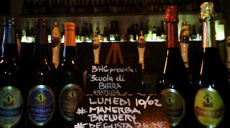"""Le birre Manerba ospiti di """"Scuola di Birra"""""""