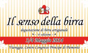 Il senso della Birra a Viareggio 3/4 maggio 2014