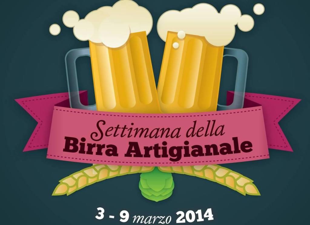 settimana della birra artigianale 2014
