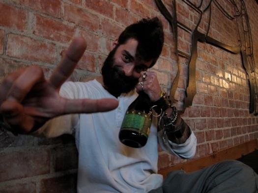 Brùton protagonista al Punto Birra di Pistoia