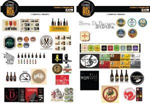 Collezionismo birrario al Valdarno Beer Festival