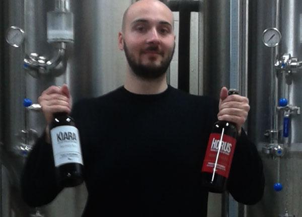 birra mastrale birraio