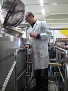 Birra artigianale produzione