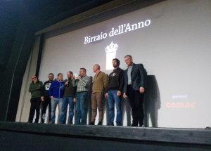 Birraio dell'anno: vince Simone Dal Cortivo di Birrone + note di degustazione