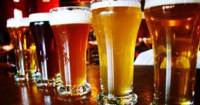 Degustare vari stili di birre
