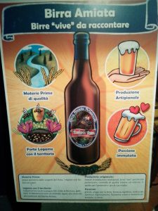 Birra Amiata al Beer House Club