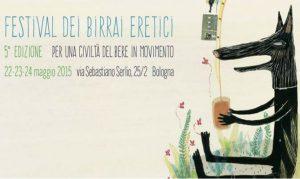 Festival dei Birrai Eretici a Bologna, 22/24 maggio 2015