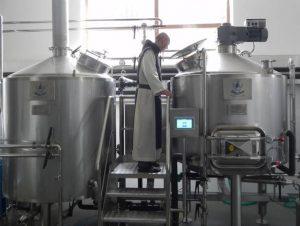 La prima birra trappista italiana: la Birra dei Monaci dell'Abbazia delle Tre Fontane a Roma