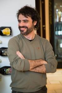 Andrea Turco, l'organizzatore della Settimana della Birra