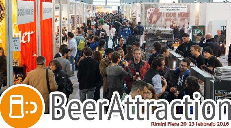 BeerAttraction 2016 a Rimini: eventi ed espositori