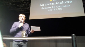Kuaska ha presentato la premiazione.
