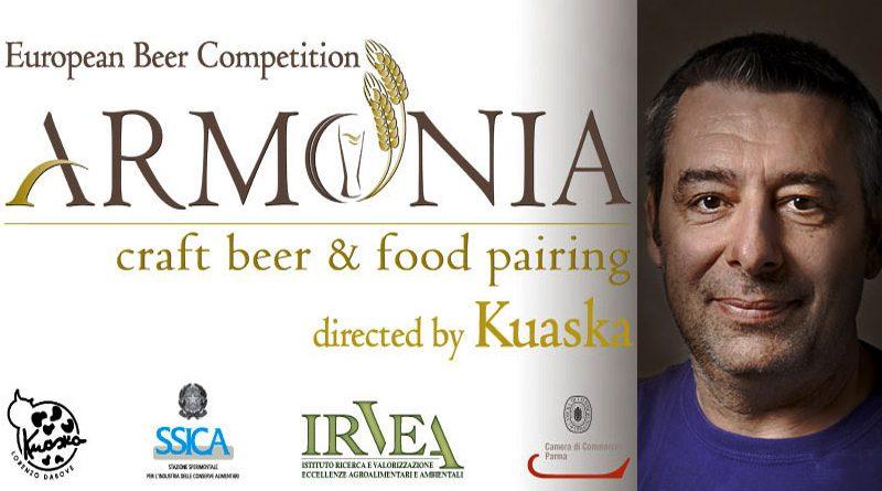 "Concorso Armonia ""Craft Beer & Food Pairing"" 2016"