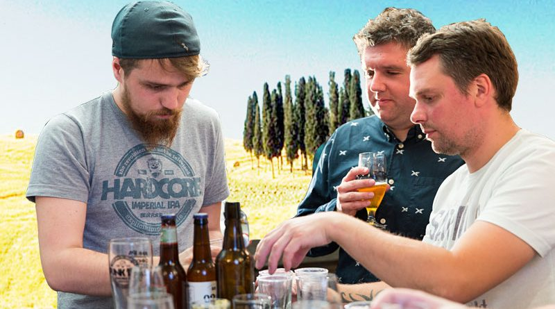 Due meeting tra homebrewer in terre di Toscana