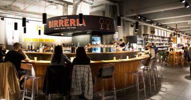 Eataly Lingotto presenta la nuova Cantina + la Birroteca