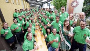 La Giuria European Beer Star 2016