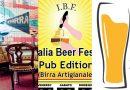 Eventi e Corsi sulla Birra a Novembre 2016
