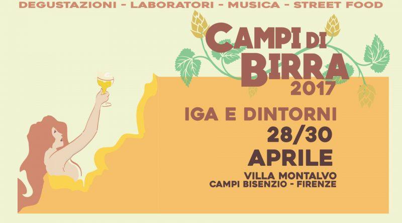 Campi di Birra Festival di Birra Artigianale a Campi Bisenzio
