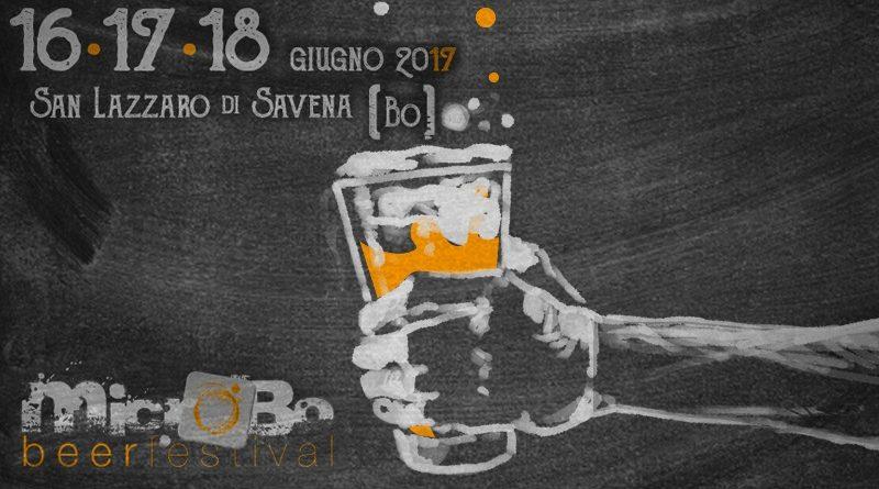 MicroBO Beer Festival 2017: Birra Artigianale, Food e Blues per 3 giorni di gran qualità