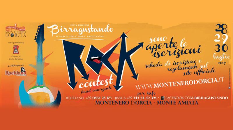 Quando la birra incontra la musica: Montenero Rock Contest Birragustando 2017