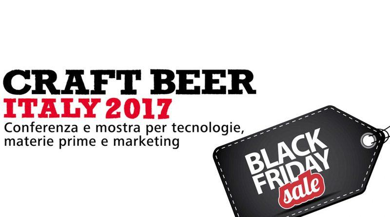 Craft beer italy 2017 la pinta medicea for Black friday 2017 milano