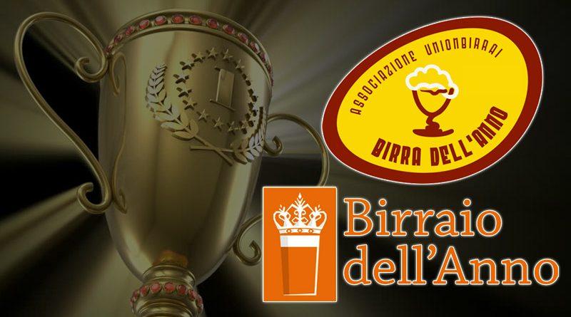 Qual è la differenza tra Birra dell'Anno e Birraio dell'Anno?
