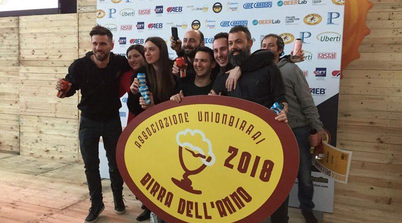 Birra dell'Anno 2018: i Vincitori