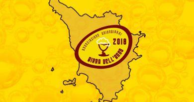 8 birrifici della Toscana trionfano a Birra dell'Anno 2018