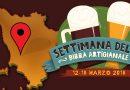 La Settimana della Birra Artigianale 2018 in Toscana