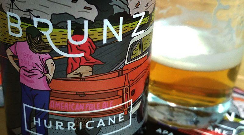 Birrificio Brunz e la Hurricane single hop