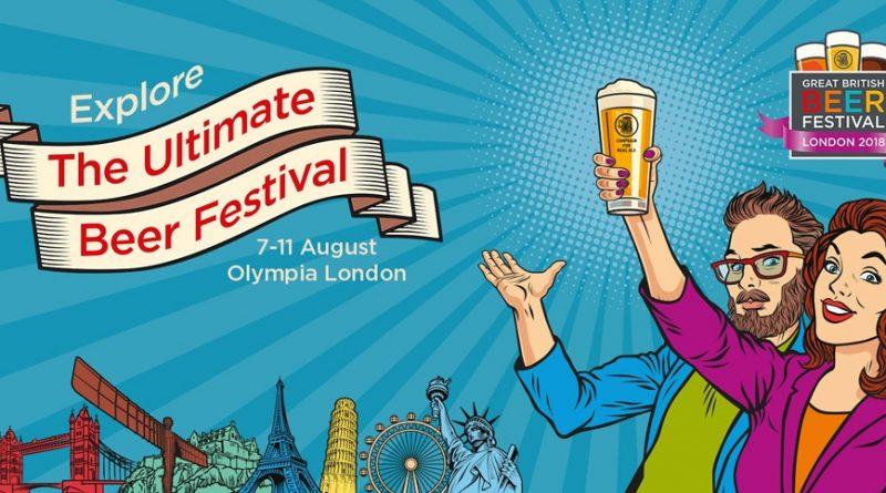 I birrifici italiani al Great British Beer Festival 2018
