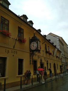 U Fleků, Praga