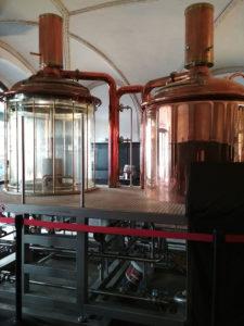 Pivovar U Supa, Praga