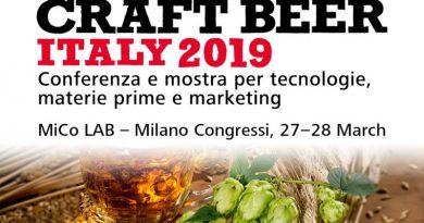 Ritorna con tante novità Craft Beer Italy 2019