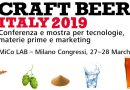 Craft Beer Italy 2019: esposizione, conferenze ed eventi collaterali