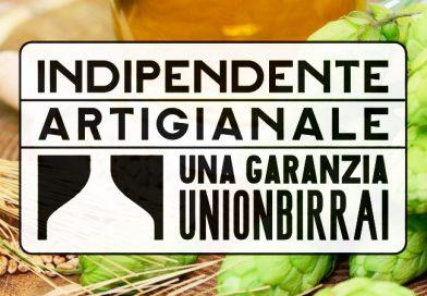"""Unionbirrai lancia il marchio a tutela della birra artigianale Italiana: """"Indipendente e Artigianale"""""""
