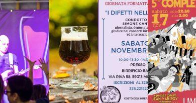 Eventi Novembre 2018