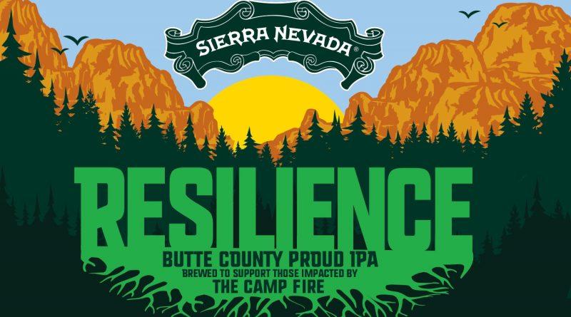 Sierra Nevada crea una birra di beneficenza da destinare alla ricostruzione post incendi: la Resilience Butte County Proud IPA