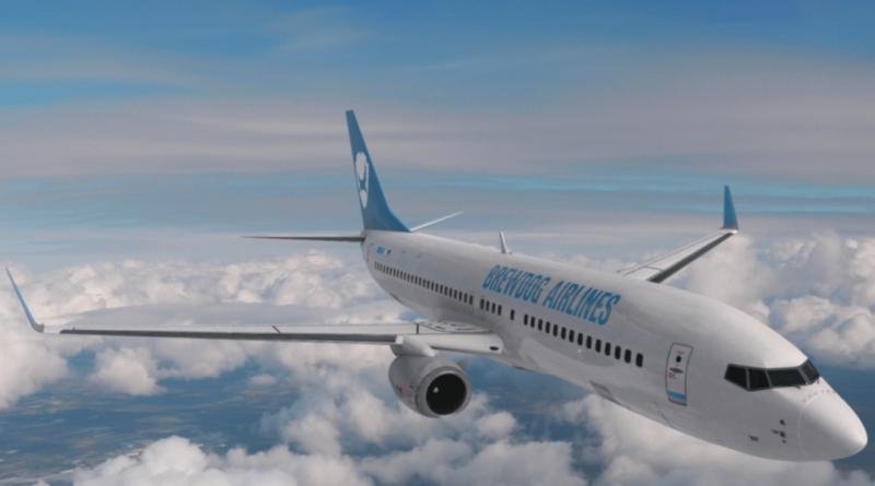 BrewDog lancia la prima compagnia aerea di birra artigianale al mondo
