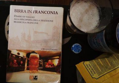 Libri di birra e viaggi: Birra in Franconia di Manuele Colonna