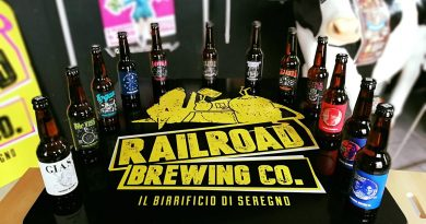 Microbirrifici italiani: Railroad Brewing Company