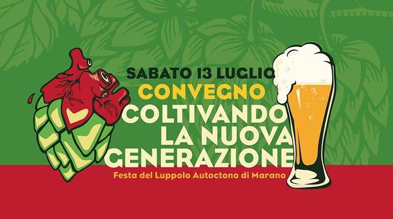 Coltivando la nuova generazione, convegno nazionale sulla filiera del luppolo italiano