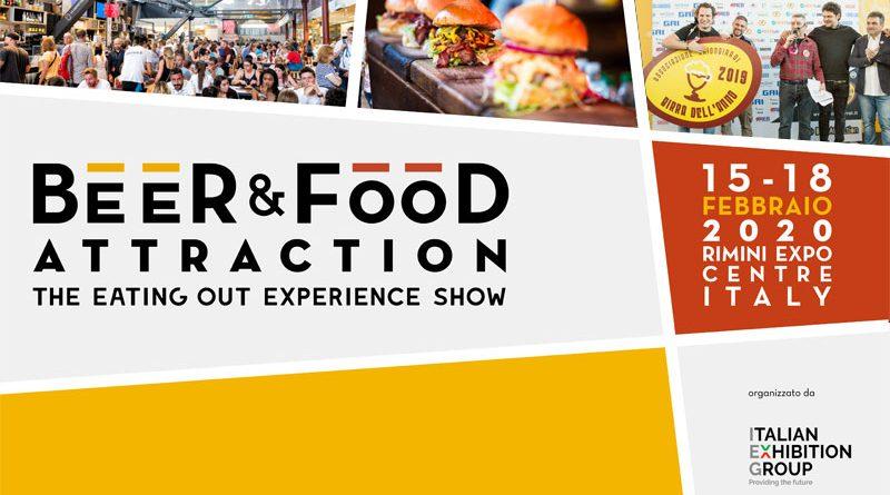 Le novità di Beer&Food Attraction edizione 2020