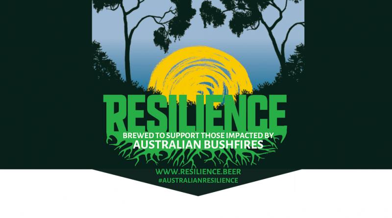 Sierra Nevada ancora una volta contro gli incendi: ritorna Resilience Beer per l'Australia