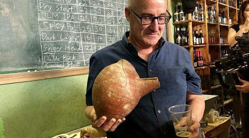 Birre con lieviti antichi: una birra di 5000 anni fa in Terra Santa